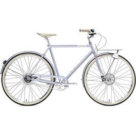 Creme Caferacer Disc LTD Citycykel grå/silver